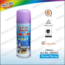 Venta caliente Festival Celebration Alegre Window Snow Spray