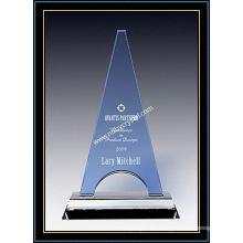 "Der Eiffelturm Award Kristall 8,75 ""H (NU-CW719)"