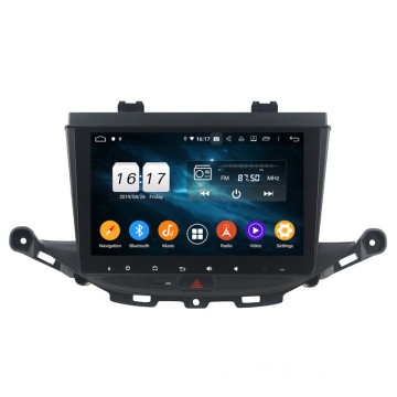 2 Din Car Audio für ASTRA K 2017