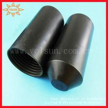 Cubierta de cable resistente al calor negro