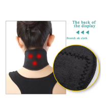 Custom logo neck warmer pain support brace