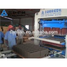 hot sale cement blocks mixer / cinder block machine price in China