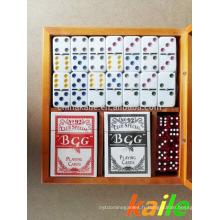 Jeu de jeu de domino modèle 5010