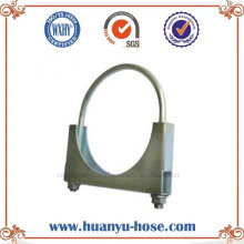 Exhaust U Bolt Saddle Clamp