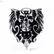2017 новое прибытие готический панк Лев череп кольца для женщин