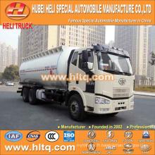 FAW 6x4 fournisseur de ciment en vrac 280hp FAW moteur à prix bon marché assurance qualité