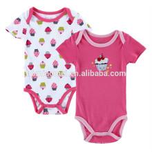 Kinder Kleidung Baby Mädchen Neugeborenen Cartoon Strampler Kleidung Säugling Pyjama Baby Kleidung Strampler Neugeborenen