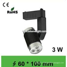 2015 фарфора оптовой цены завода привели отслеживать свет привело трек свет CE ROHS галерея трек свет
