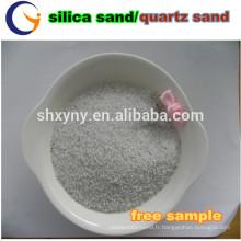 filtre à sable de quartz / sable de quartz