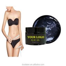 OEM Custom Private label Sweat gel Hot Cream Logo Fat Burning Slimming Tummy Weight Loss Body Shaping slim Cream