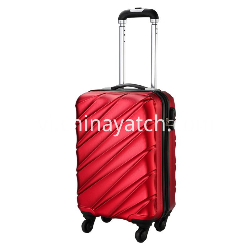 eco-friendly-hard-shell-cabin-bag red