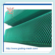 PVC Coated/Carbon/ Expanded Metal Mesh for Fence