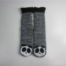 Adulto Cute Panda Slipper Meias