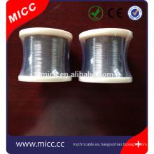 0.4mm 0.5mm 0.6mm 0Cr21Al6Nb alambres de resistencia para la aplicación de calefacción