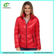 packable womens quilted jacket