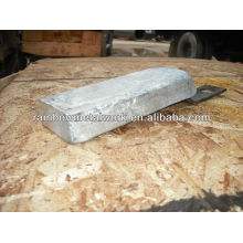 Anode de zinc