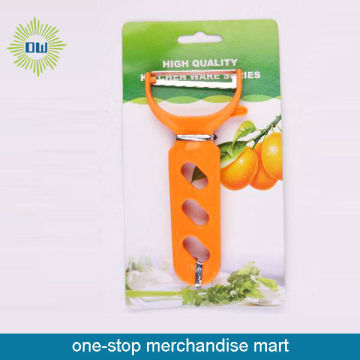 easy handle plastic peeler
