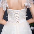 Sweet Princess Floral Elegant Spaghetti Strap Bridesmaids Wedding Dress Girls Birthday Party Dress Evening Party Dress