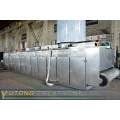 Mesh Belt Drying Machine untuk Yam