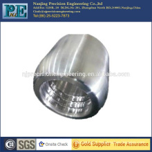 cnc machining stainless steel auto parts,cnc turning threaded tube