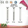 15 град провода Паллета ногти для конструкции, украшения, Упаковка