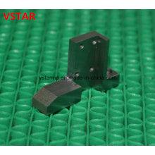 Pièces usinées par commande numérique par ordinateur d'acier inoxydable avec le traitement thermique