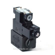 hydraulic solenoid check valve SF solenoid flow valves