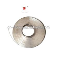 Ruban d'armure en aluminium