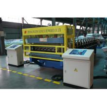 Machine de formage de tuiles
