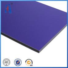 Destaque Painel externo e interno do painel de alumínio (ACP)