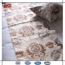 New Arrival High-grade Jacquard Bed runner Bed Scarf for All Kinds of Hotel