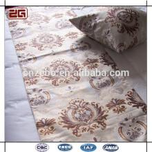 Новое прибытие Высококачественный шарф постельного белья Bed Jacquard для всех видов отелей