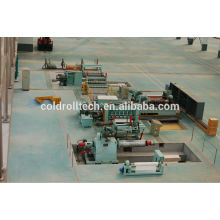 Slitting Machine for Stainless Steel