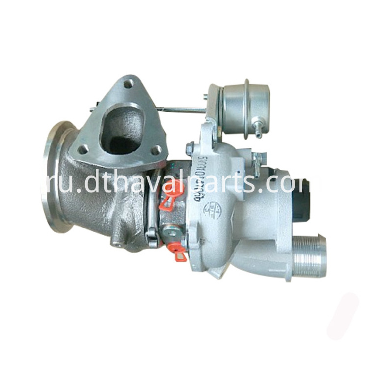 Turbocharger Supercharger