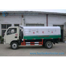 JAC 4*2 5m3 Compactor Garbage Truck