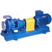Horizontal Single Stage End Suction Chemical Centrifugal Pump