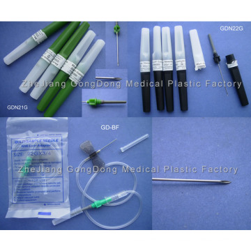 Одноразовая подкожная игла для медицинского (18G-22G)