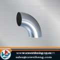 Seamless Pipe Elbow Welding End