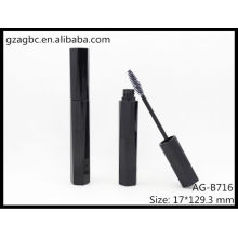 Glamorous&Empty Plastic Special-shaped Mascara Tube AG-B716, AGPM Cosmetic Packaging , Custom Colors/Logo