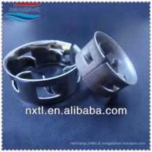 Bem-venda em cascata de metal / anel de escada (304, 304L, 410,316, 316L)