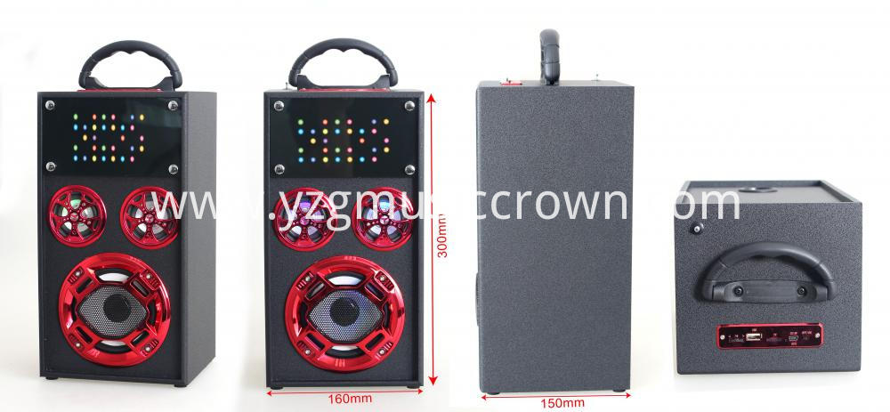Popular Led Rechargeable Speaker