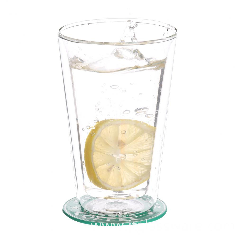 Double Wall Water Glass Cups