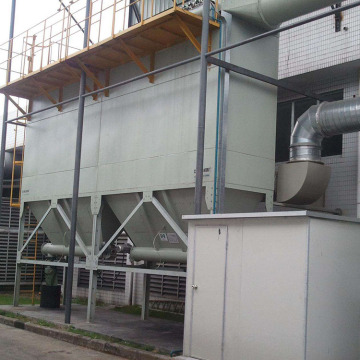 Dust Removal Equipment for Biomass Boiler