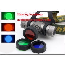 3 Colors Blue Red Green Fishing Lamp