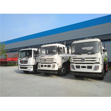 stainless steel material drinking water tank truck