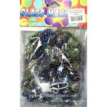 JML Round Glass Marbles / assorted mármores de vidro / mármores decorativos com boa qualidade