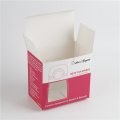 Logo Printing Card Paper Bottle Packaging Box