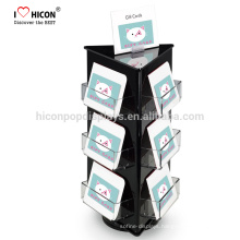 We Know How Important It Is To Listen Carefully To Get It Right Rotating Acrylic Greeting Card Pop Display Stands