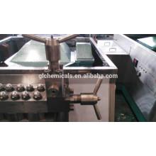 High effective 6000L/H high pressure homogenizer with 60Mpa