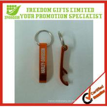 Günstige Schlüsselanhänger Werbeartikel Metall Flaschenöffner